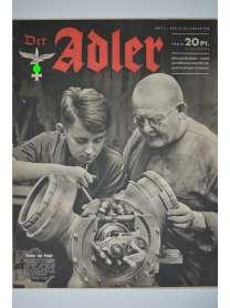 Der Adler - Heft 2 - 20. Januar 1942