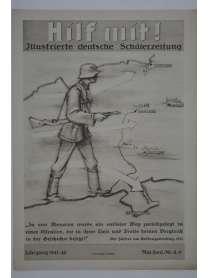 Hilf mit! - Illustrierte deutsche Schülerzeitung - Nr. 8/9 - Mai/Juni - 1941/42