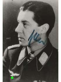 Autograph - Hans-Joachim Jabs