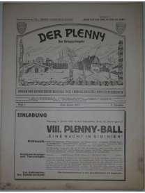 Der Plenny - Der Kriegsgefangene - Folge 1 - Januar 1932 - B.e.ö.K.