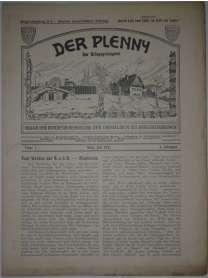 Der Plenny - Der Kriegsgefangene - Folge 7 - Juli 1931 - B.e.ö.K.
