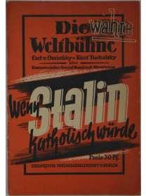 Kleinschrift - Wenn Stalin katholisch würde ...! - Carl von Ossietzky - Kurt Tucholsky - 1948