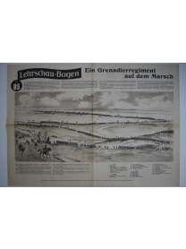 Lehrschau-Bogen - Nr. 85/85a - Grenadierregiment