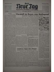 Der Neue Tag - Tageszeitung für Böhmen und Mähren - Nr. 240 - 31. August 1942
