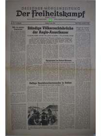 Der Freiheitskampf - Dresdner Morgenzeitung - Nr. 153 - 5. Juni 1944