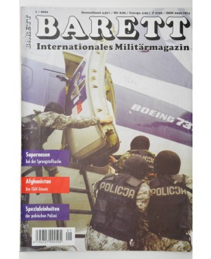 Barett Internationales Militärmagazin Heft 1 2002-21