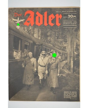 Der Adler Heft 19 16. September 1941-21