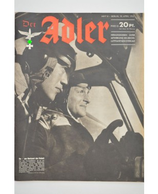 Der Adler Heft 8 10. April 1941-21