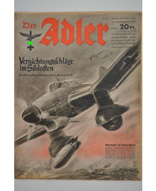 Der Adler Heft 9 29. April 1941-21