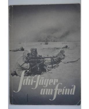 Schi-Jäger am Feind Winterschlacht im Osten 1943-20