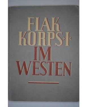 Flakkorps I im Westen Oberleutnant Hans Georg von Puttkamer 1943-20
