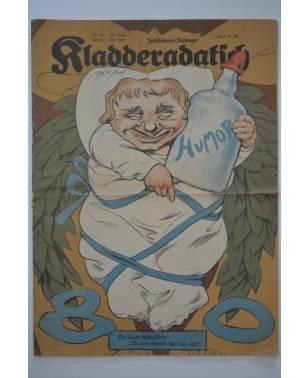 Kladderadatsch Nr. 19 6. Mai 1928 Jubiläums-Nummer-20