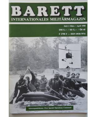 Barett Internationales Militärmagazin Heft 2 März / April 1988-20
