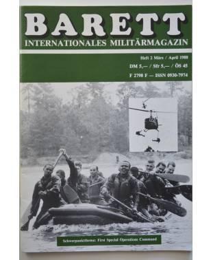Barett Internationales Militärmagazin Heft 2 März / April 1988-20