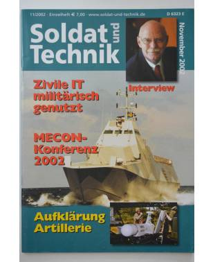 Soldat und Technik Nr. 11 November 2002-20
