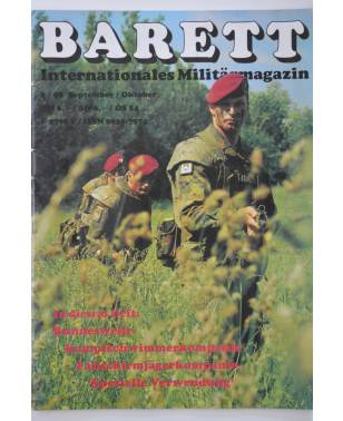 Barett Internationales Militärmagazin Heft 34 September / Oktober 5 / 1992-20