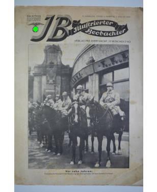 Illustrierter Beobachter Folge 1 7. Januar 1933-20