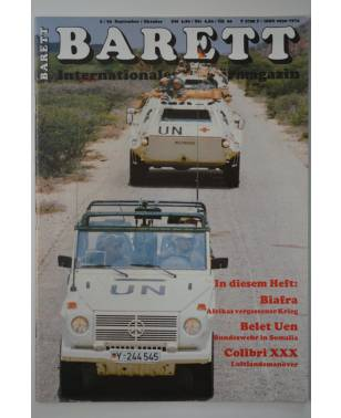 Barett Internationales Militärmagazin Heft 40 September / Oktober 5 / 1993-20