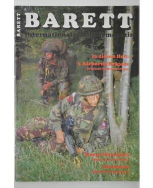Barett Internationales Militärmagazin Heft 41 November / Dezember 6 / 1993-20