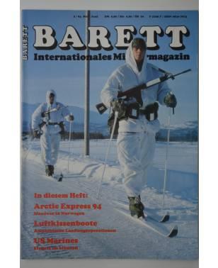 Barett Internationales Militärmagazin Heft 44 Mai / Juni 3 / 1994-20