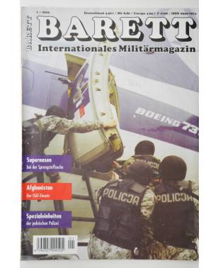 Barett Internationales Militärmagazin Heft 1 2002-20