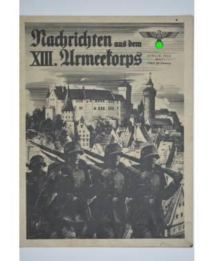 Nachrichten aus dem XIII. Armeekorps Mai 1942-20