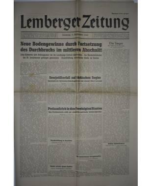 Lemberger Zeitung Nr. 256 9. November 1941-20