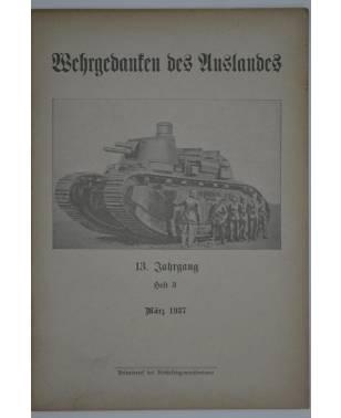 Wehrgedanken des Auslands Heft 3 März 1937-20