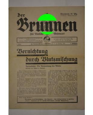 Der Brunnen Für Deutsche Wesensart 4. Folge 15. Hornung 1934-20