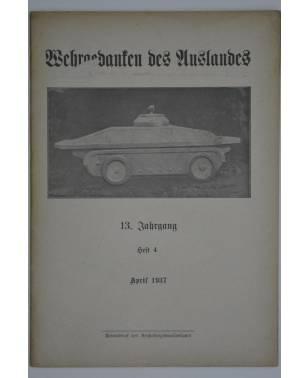 Wehrgedanken des Auslands Heft 4 April 1937-20