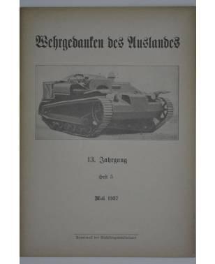 Wehrgedanken des Auslands Heft 5 Mai 1937-20