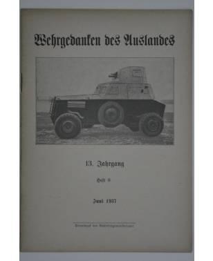 Wehrgedanken des Auslands Heft 6 Juni 1937-20