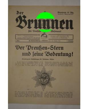 Der Brunnen Für Deutsche Wesensart 5. Folge 3. Lenzing 1934-20
