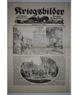 Kriegsbilder Nr. 43 21. Oktober 1916 Deutsche Tageszeitung-20