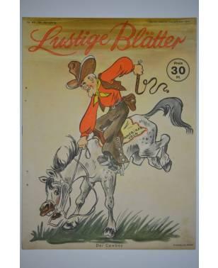 Lustige Blätter Nr. 47 21. November 1941-20
