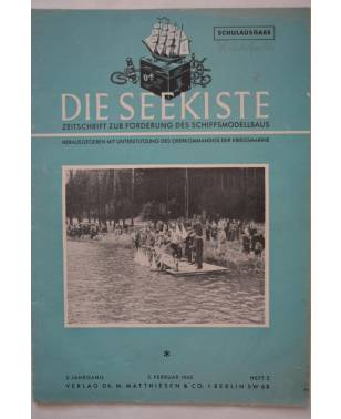 Die Seekiste Schulausgabe Heft 2 Februar 1943-20