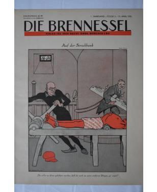 Die Brennessel Folge 5 15. April 1931-20