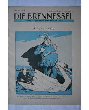 Die Brennessel Folge 8 1. Juni 1931-20