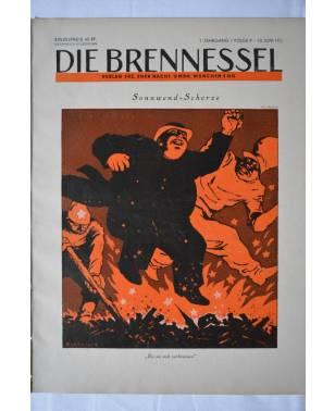 Die Brennessel Folge 9 10. Juni 1931-20