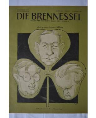 Die Brennessel Folge 13 5. August 1931-20