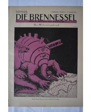 Die Brennessel Folge 14 19. August 1931-20