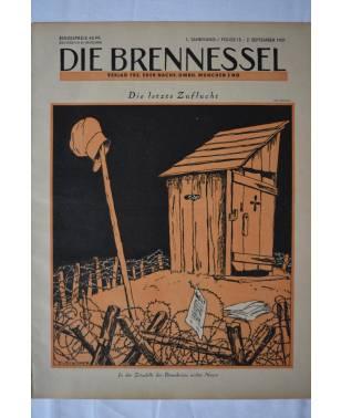 Die Brennessel Folge 15 2. September 1931-20