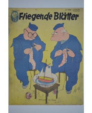 Fliegende Blätter Nr. 5086 Heft 3 21. Januar 1943-20