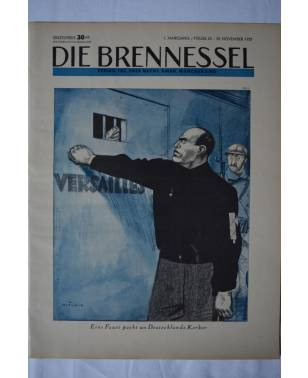 Die Brennessel Folge 25 25. Nobember 1931-20