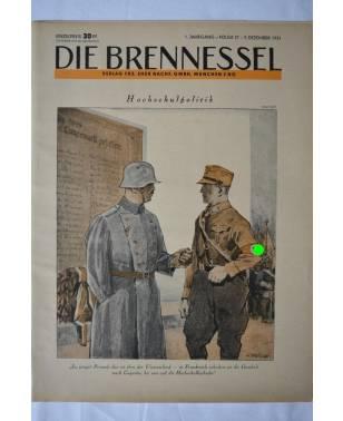 Die Brennessel Folge 27 9. Dezember 1931-20