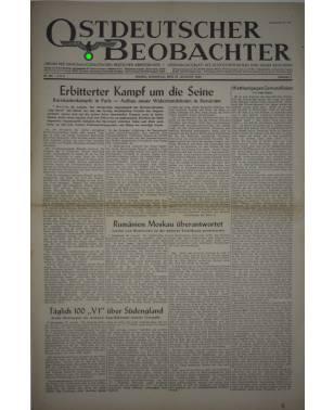 Ostdeutscher Beobachter Nr. 234 27. August 1944 Posen-20