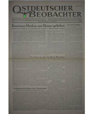 Ostdeutscher Beobachter Nr. 235 29. August 1944 Posen-20