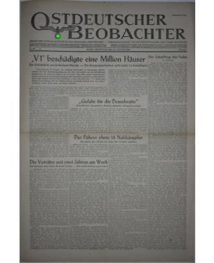 Ostdeutscher Beobachter Nr. 236 30. August 1944 Posen-20