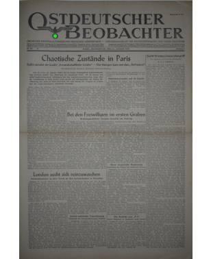 Ostdeutscher Beobachter Nr. 237 31. August 1944 Posen-20