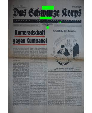 Das Schwarze Korps 30. Folge 23. Juli 1942-20